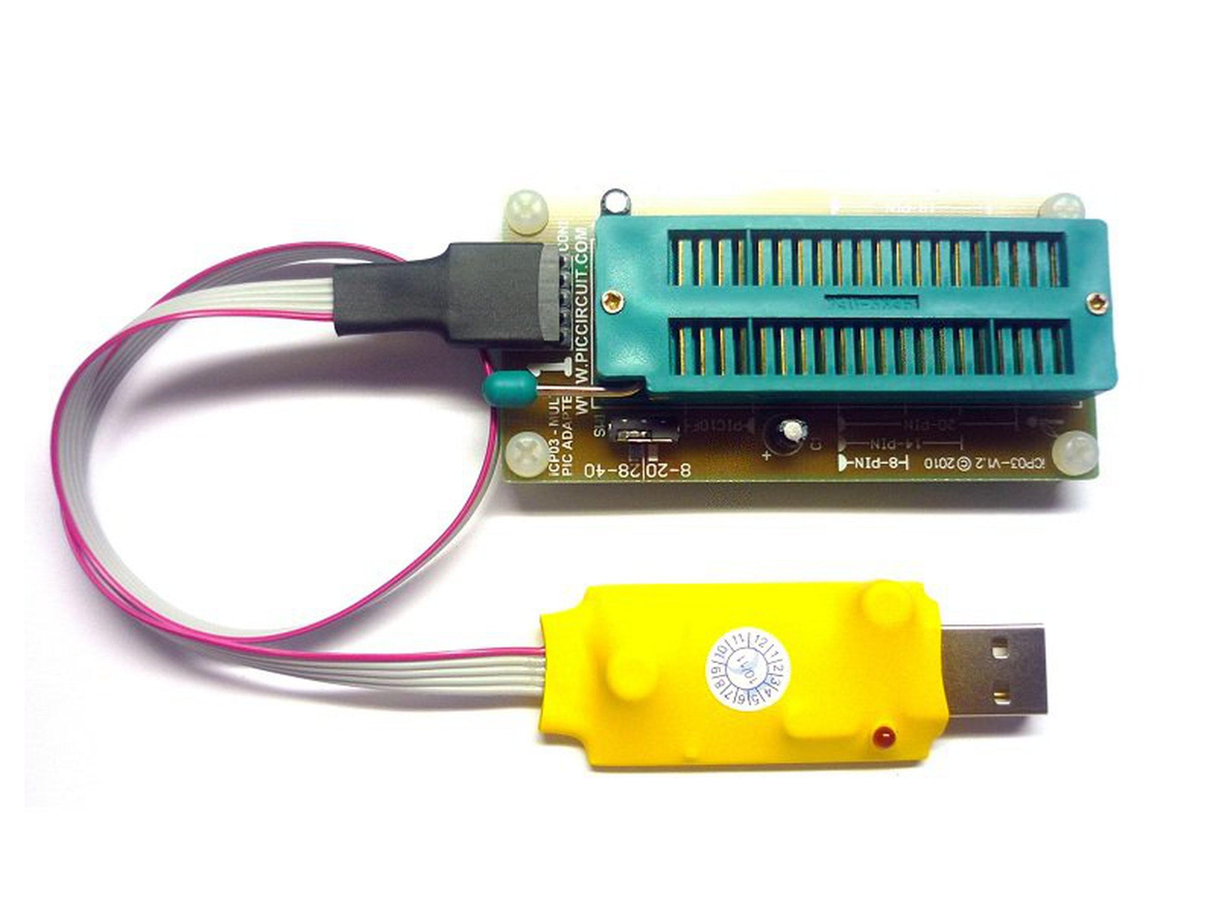 Usb программатор для pic16f84a своими руками