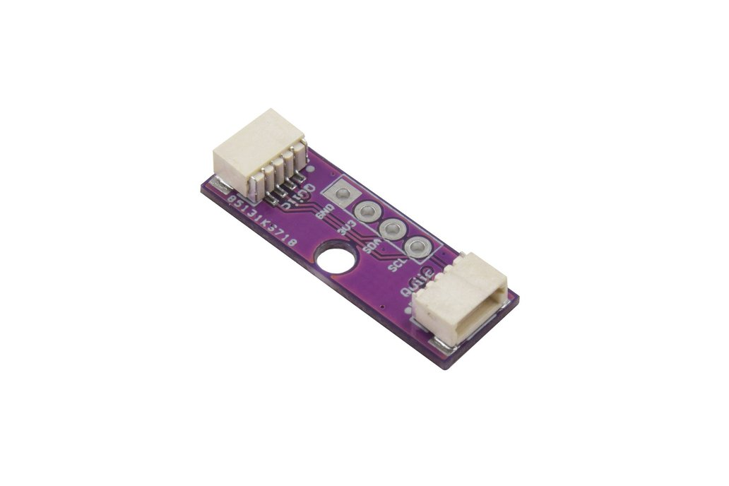 Zio Qwiic Adapter (Qwiic to 4-Pin Header) 1