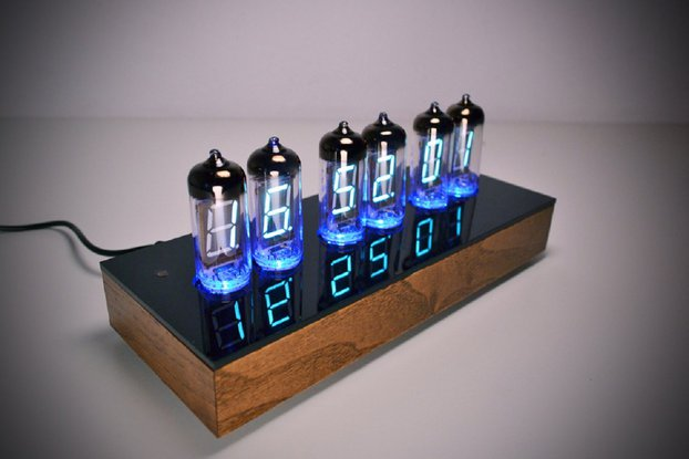 IV-11 VFD Tube Clock