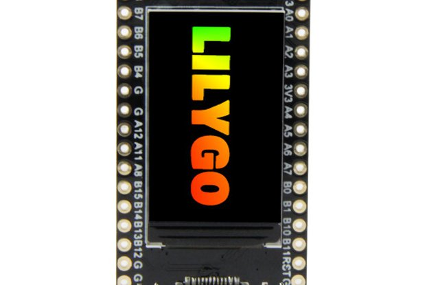 LILYGO® TTGO T-Display-GD32