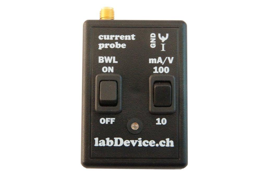 Accurate High Bandwidth Currente Probe  (1A) 1