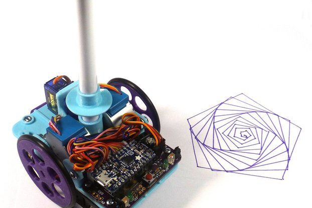 Open Source Turtle Robot Kit