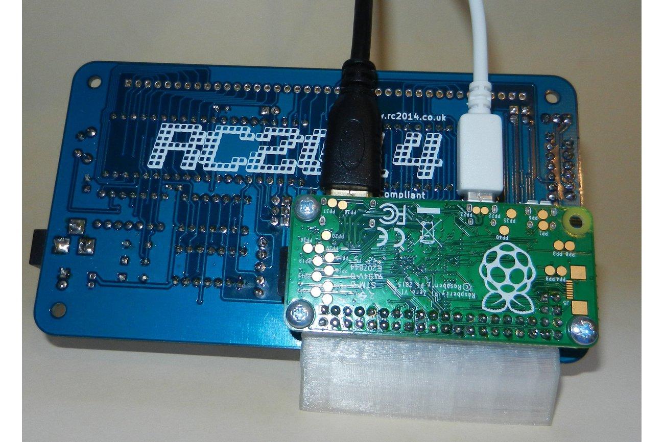 RC2014 Mini - Single Board Z80 Computer Kit