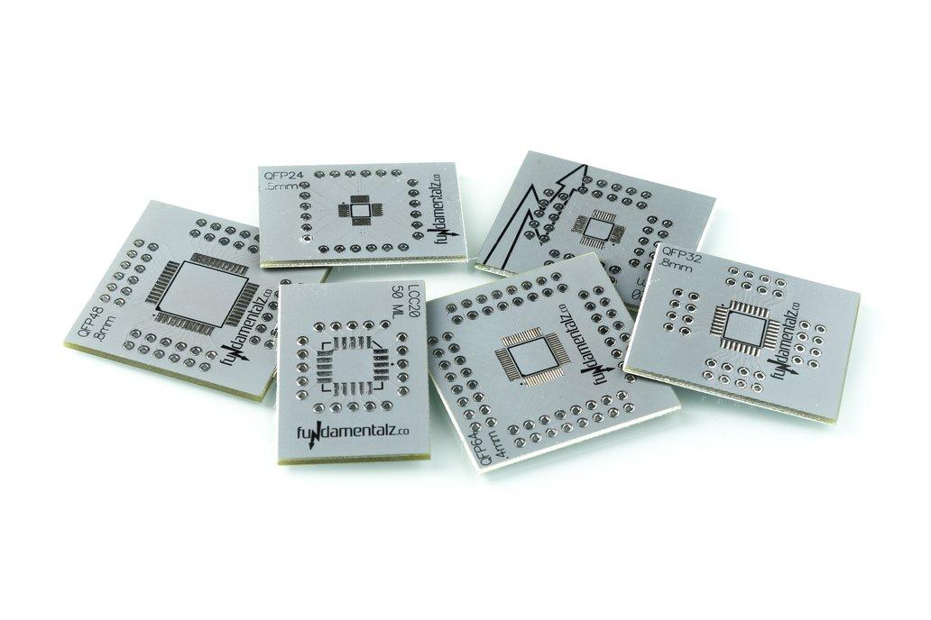 QFP SMD Adaptor Array 3
