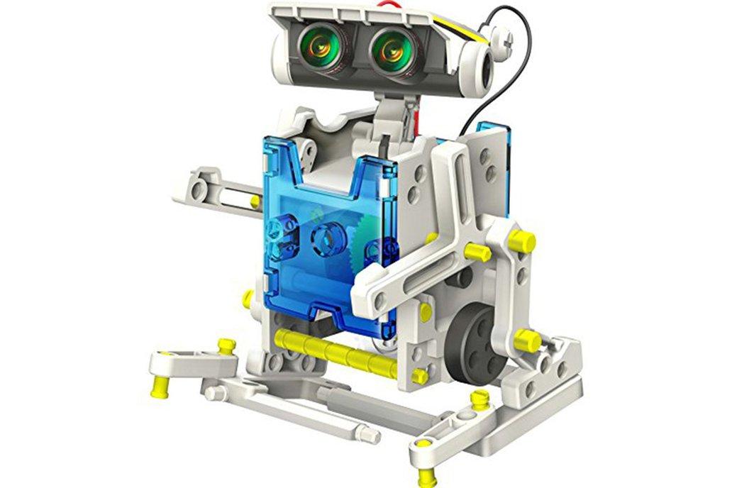 Solar Robot 11