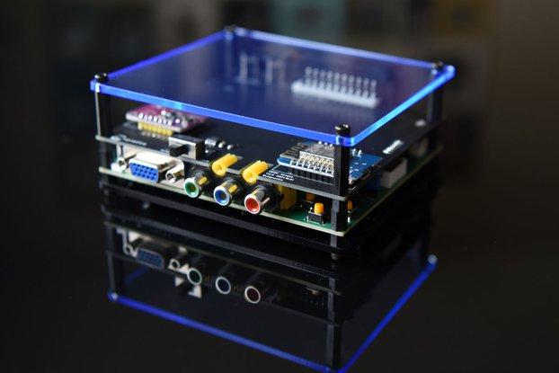 Modified GBS8200 RGB to VGA Converter