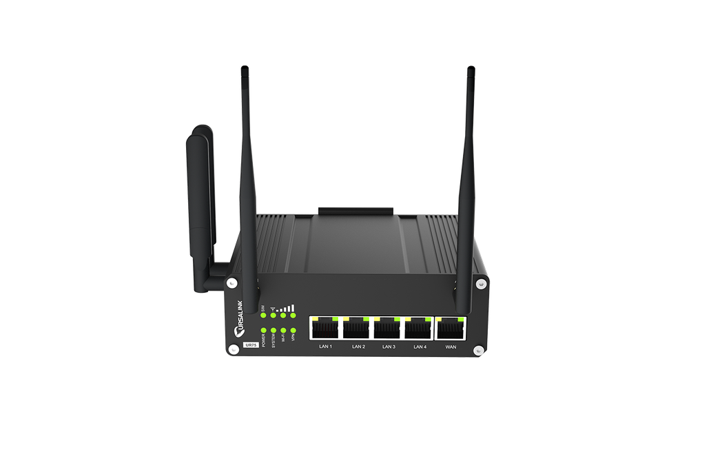 UR75 4G Programmable Industrial Cellular Router 1