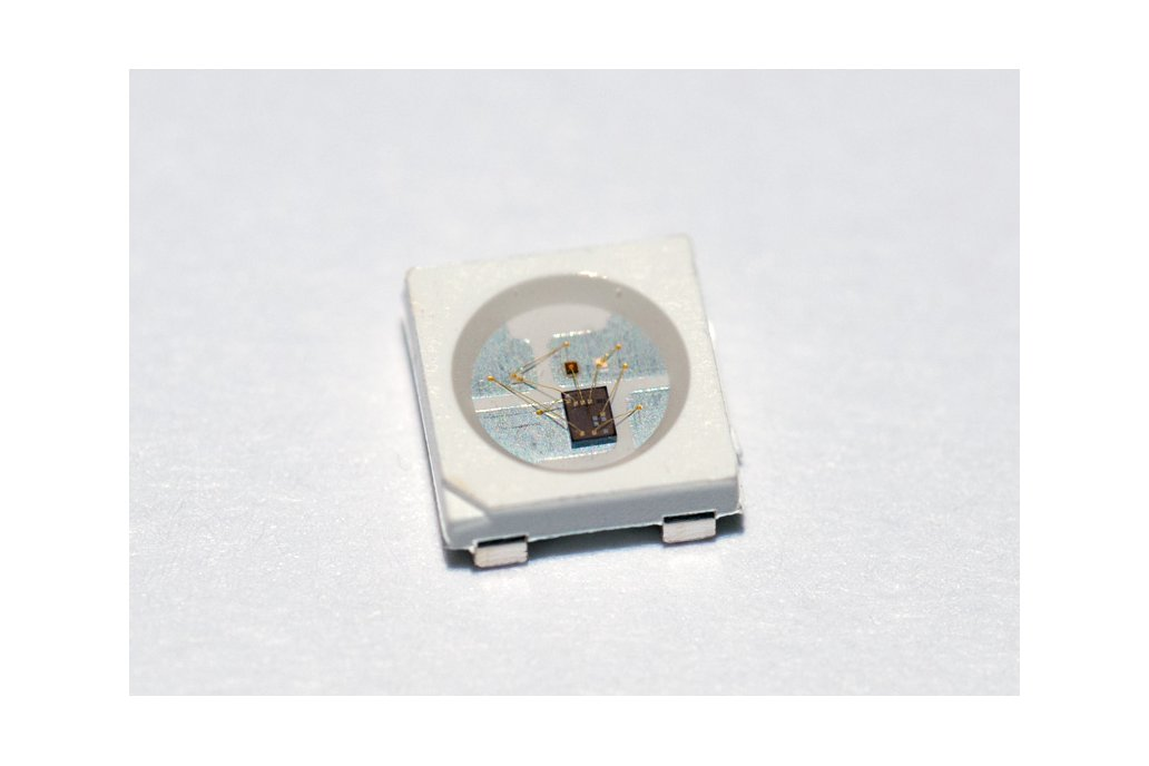 WS2812B RGB LED with 24bit controller - set of 16 1