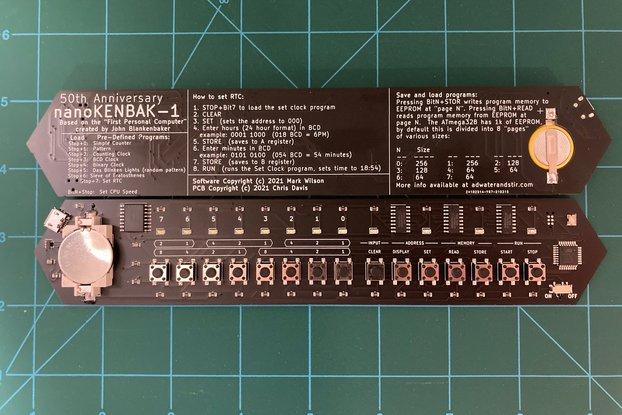 50th Anniversary nanoKENBAK-1