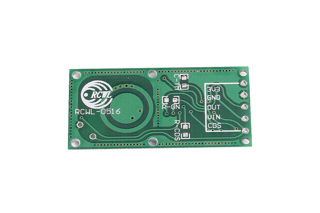 5PCS RCWL-0516 Microwave Radar Sensor Switch(13214 5