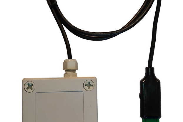 LoRaWAN Soil Moisture, Temperature, EC sensor