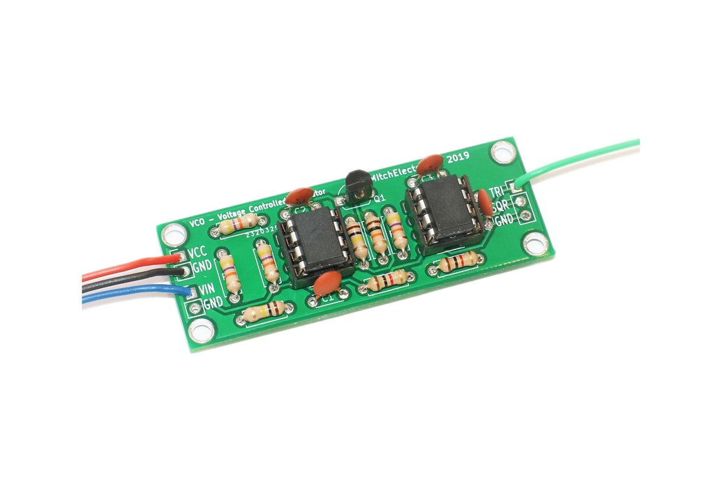 Voltage Controlled Oscillator - Electronic Kit 1