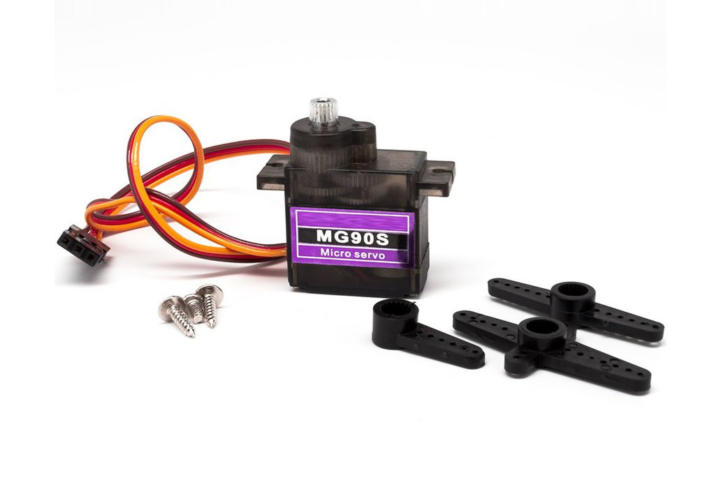 13g Metal Geared Micro Servo for RC and Drones 1