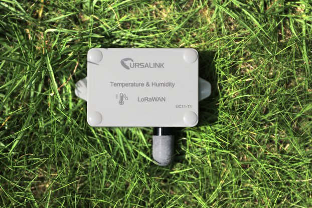 LoRa/LoRaWAN Temperature and Humidity Sensor