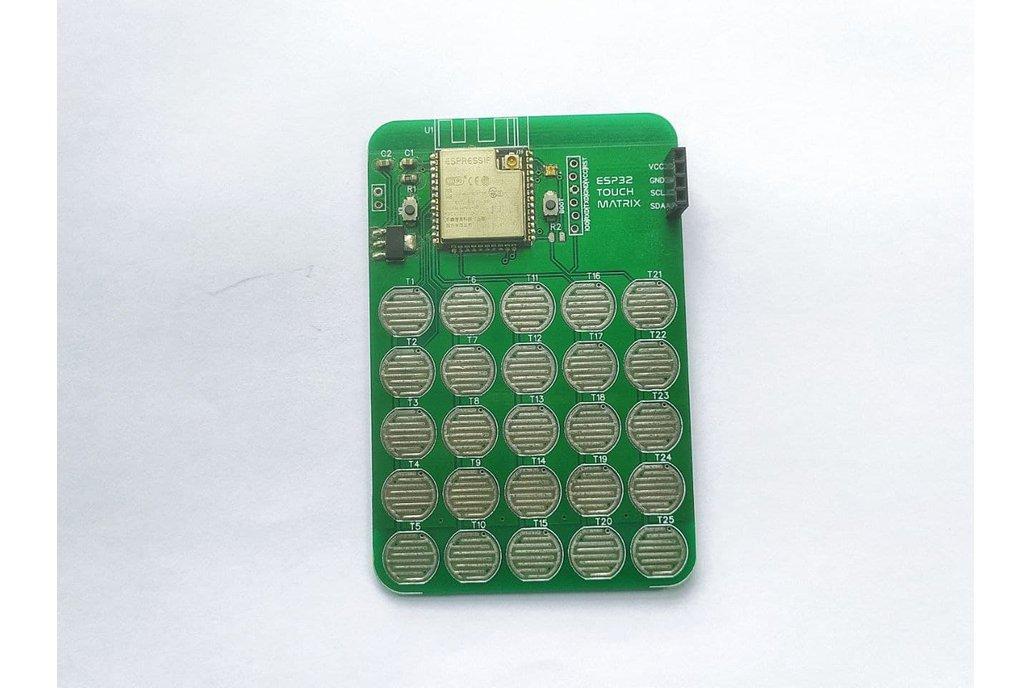 ESP32 Touch Matrix 1