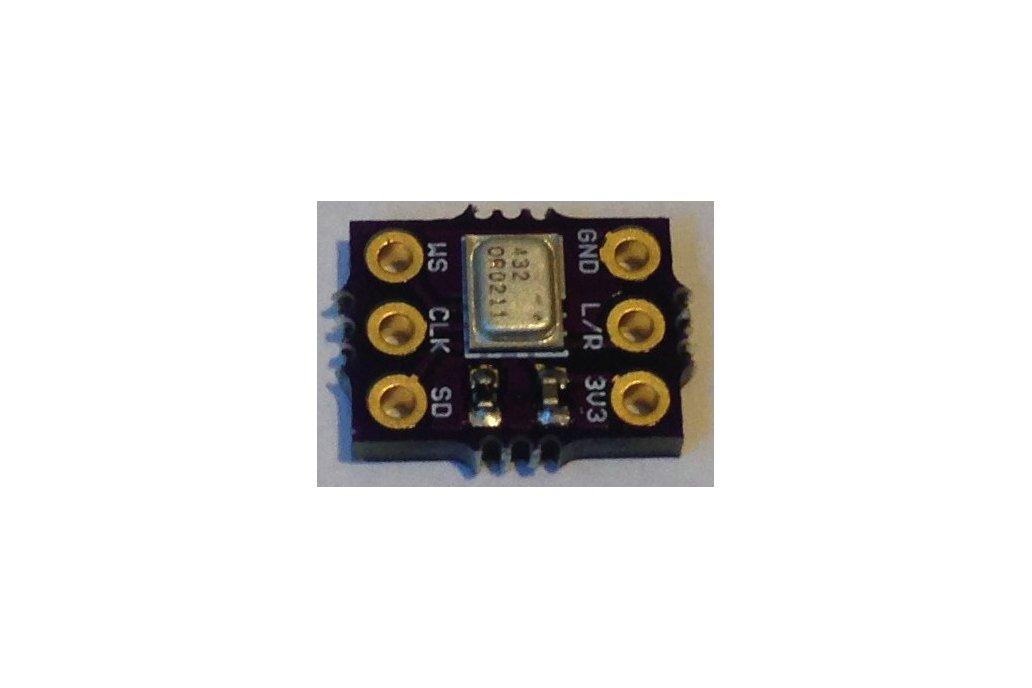 ICS43432 I2S Digital Microphone 1