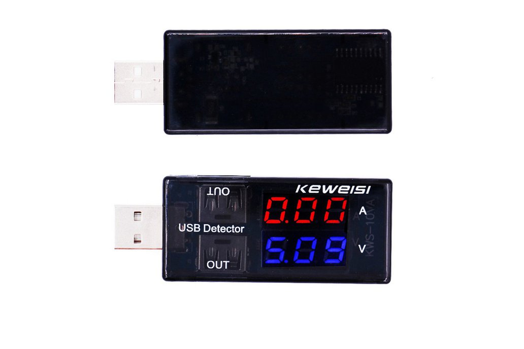 USB Charger Doctor Current Voltage Charging Detect 1