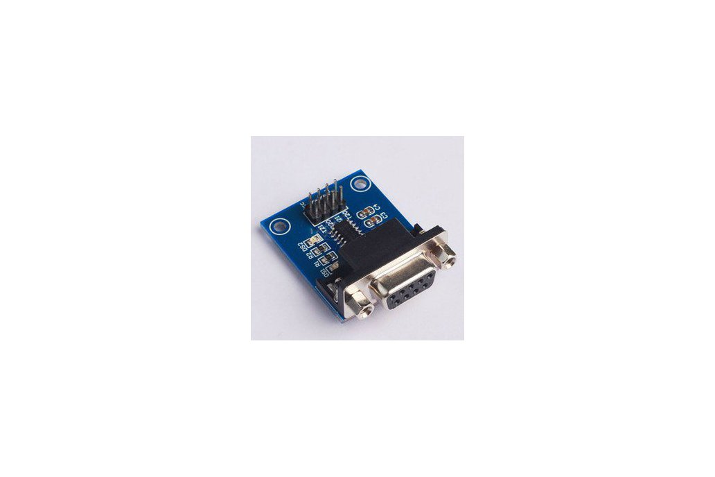6pc RS232 To TTL Converter Module 5V with Cables 1