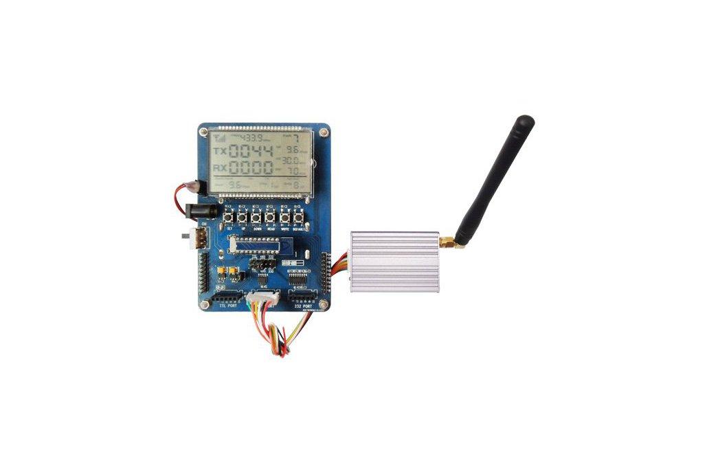 DEMO Board for SV Series Wireless RF Module 1