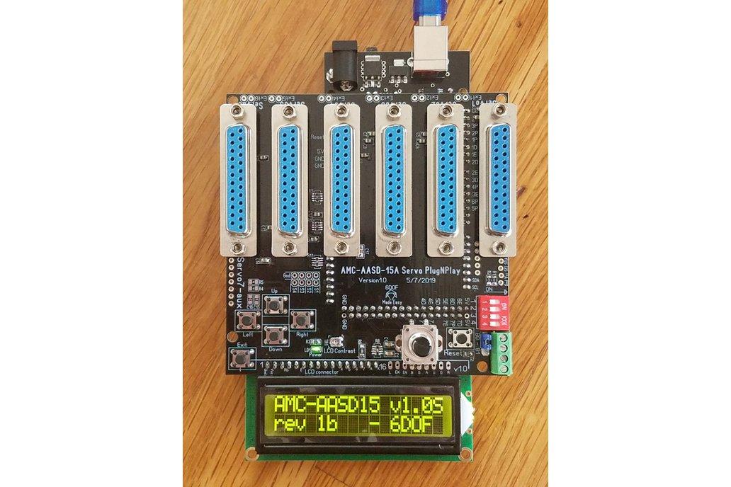 AMC-AASD15A servo motion controller 1