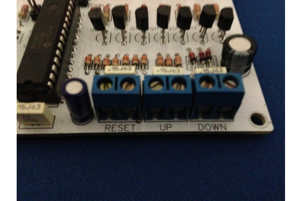 "6"" LED Scoreboard Kit - Up/Down Counter Kit 4"