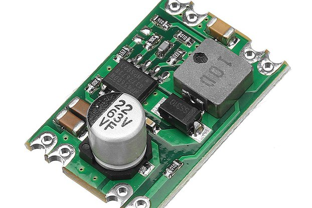 Step Down Power Supply Module Buck Regulated Board