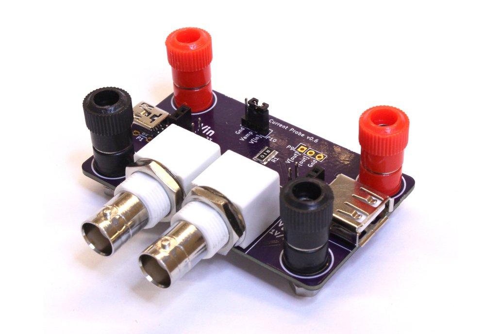 Oscilloscope Current Probe Adapter 12