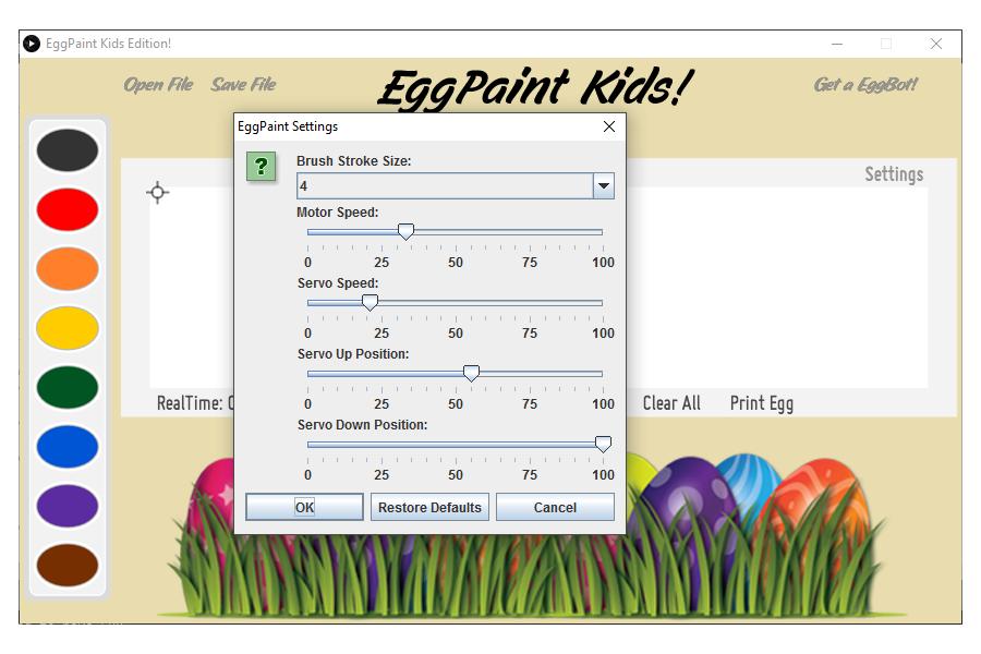 EggPaint Kids Edition