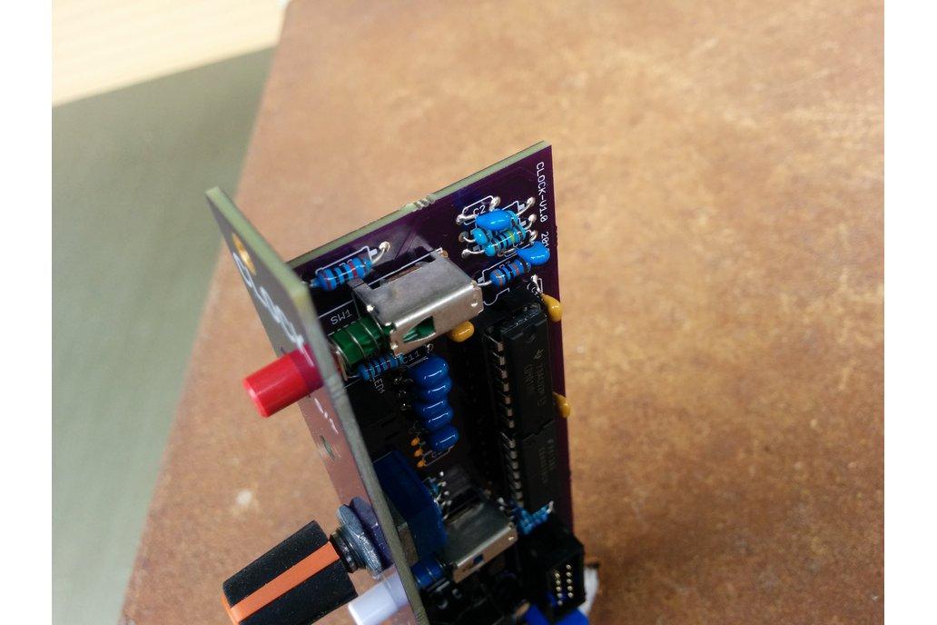 Clock Generator (Eurorack PCB Set) 4