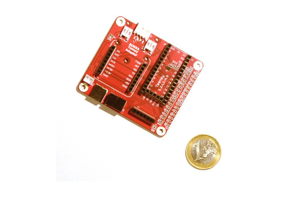 Adapter for Teensy 1