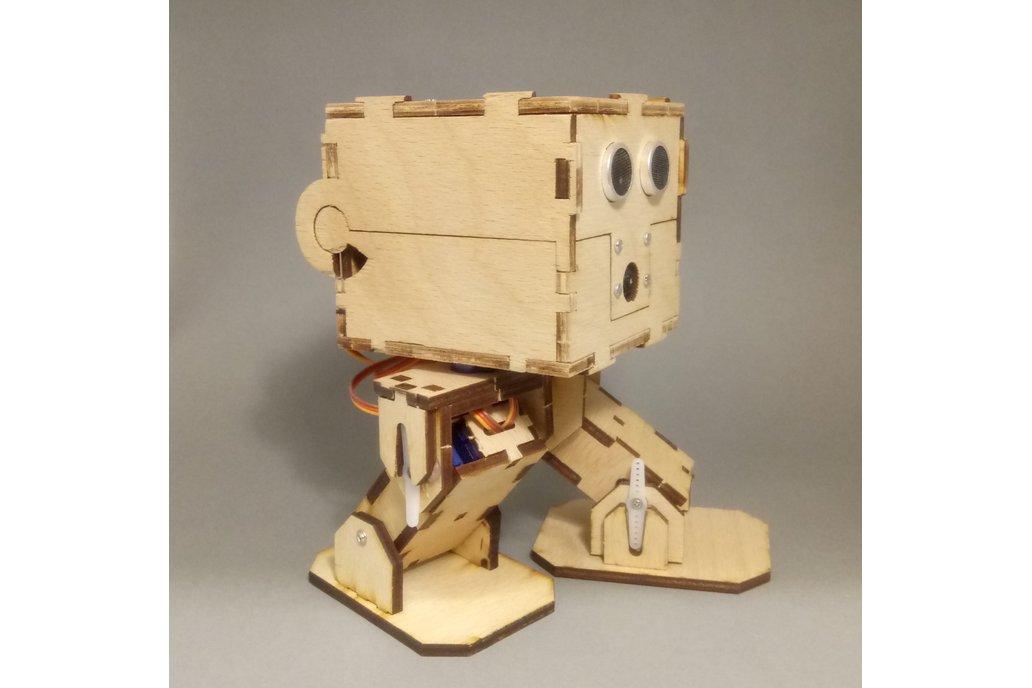BOB-303 Robotic Biped Experimentation Kit 1