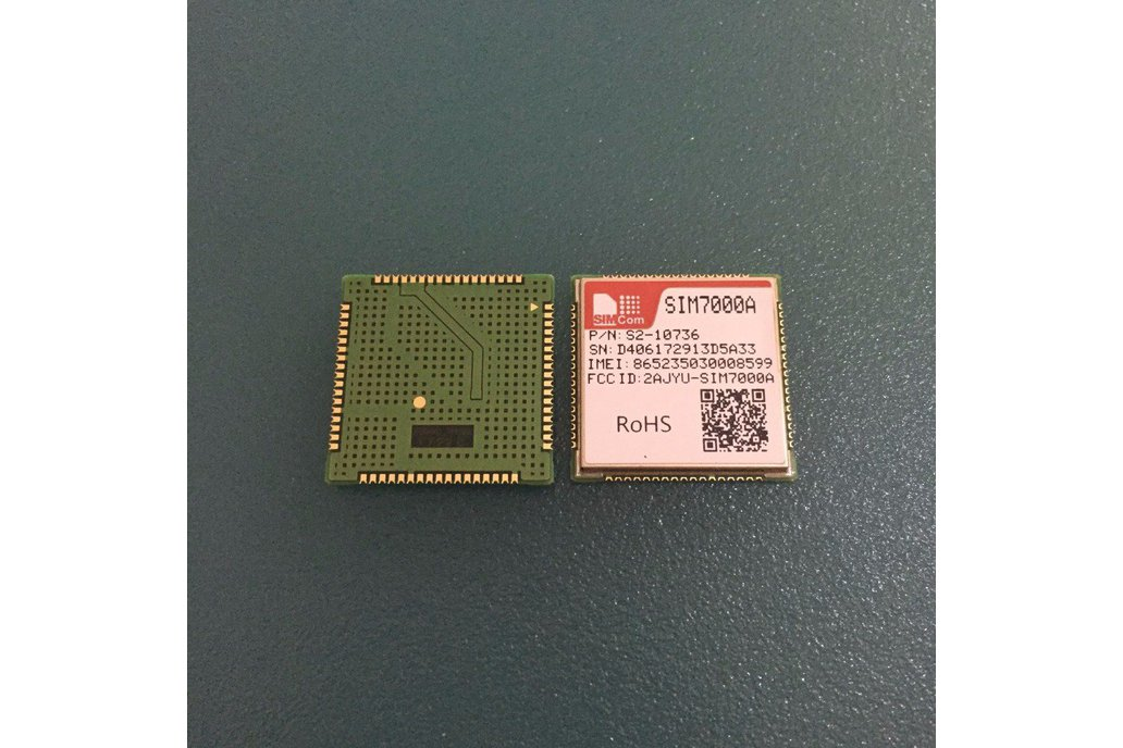 SIM7000E,GSM GPRS EDGE LTE CAT M1 module,Europe 1