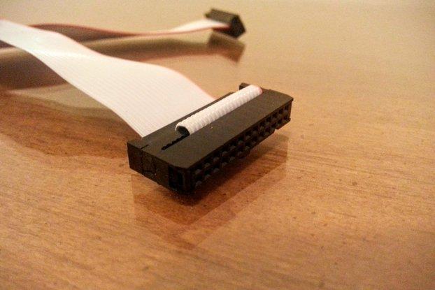 Apple III Disk II Cable