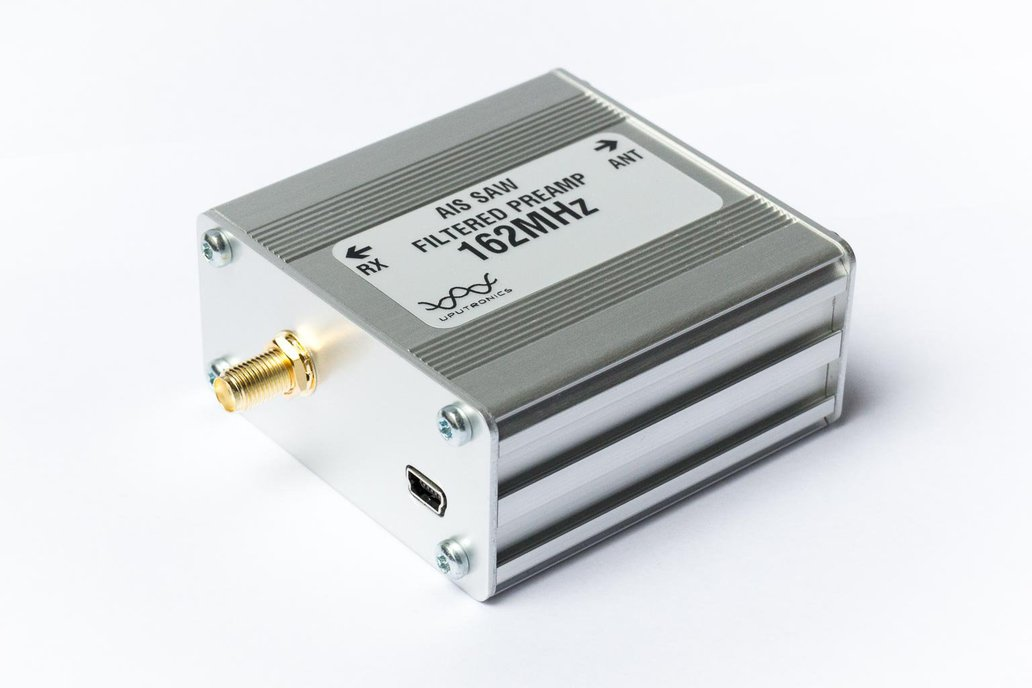 Uputronics Filtered Preamplifier for AIS 1
