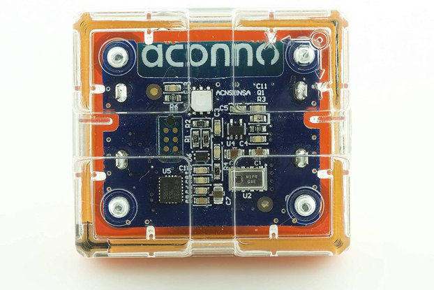 acnSENSA: Multi-Sensor Beacon (Light,Temp. & more)