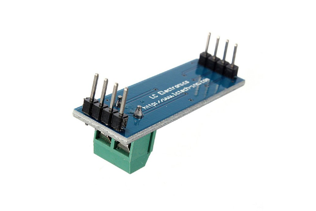 5V MAX485 TTL To RS485 Converter Module Board 1