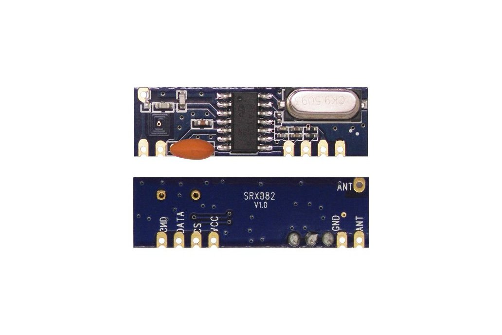 433/315 MHz ASK Transmitter & Receiver Module Kit 2