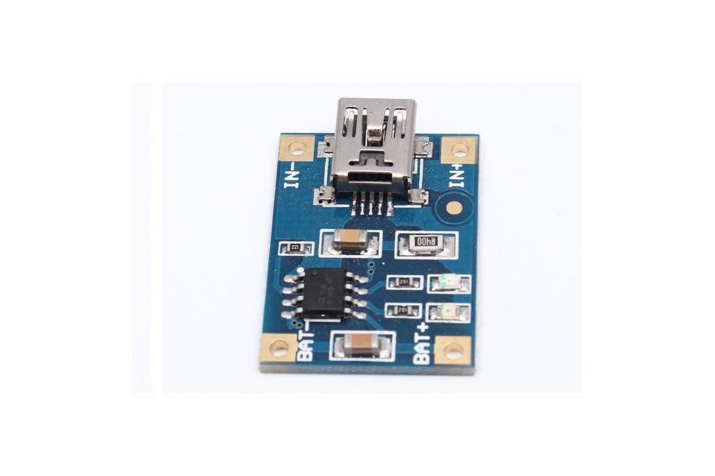 5pcs MICRO USB 1A Battery Charging Module(12653) 2