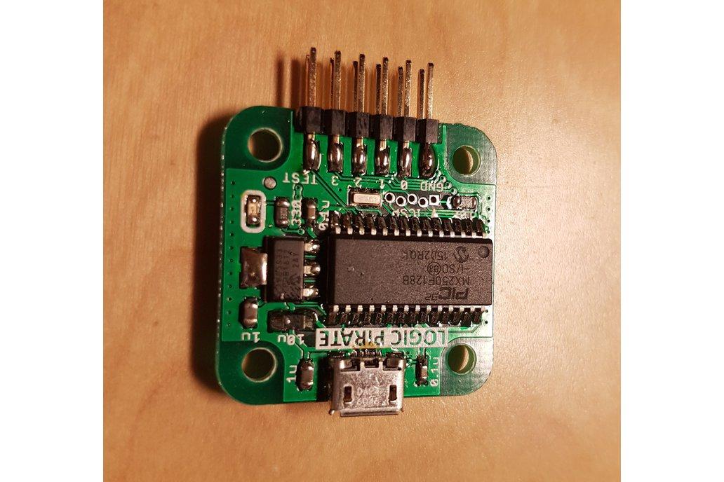 USB Logic Analyzer (8 channels, up to 60MHz) 1