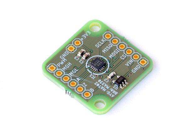 MA330 Magnetic Angle Sensor Breakout