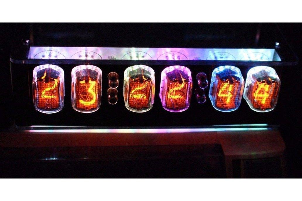 NIXT CLOCK - IN12 Nixie Tube Clock With Remote 3