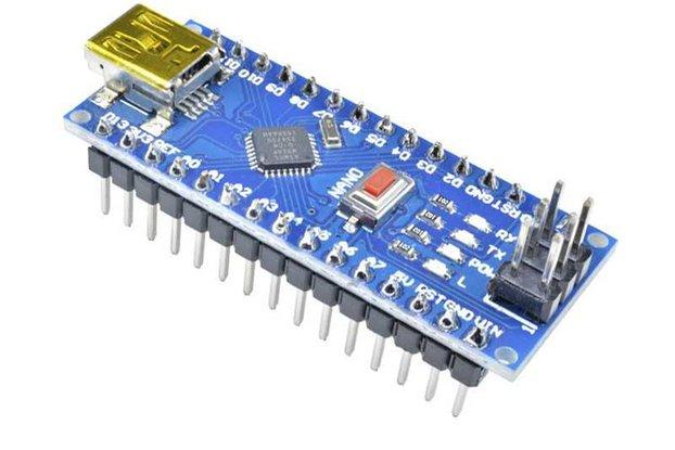 MINI USB NANO CH340 Atmega328 Micro Control Board