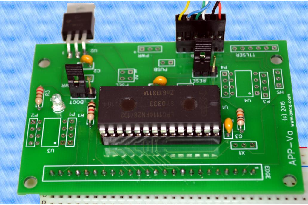 ARM Processor for Breadboard 1
