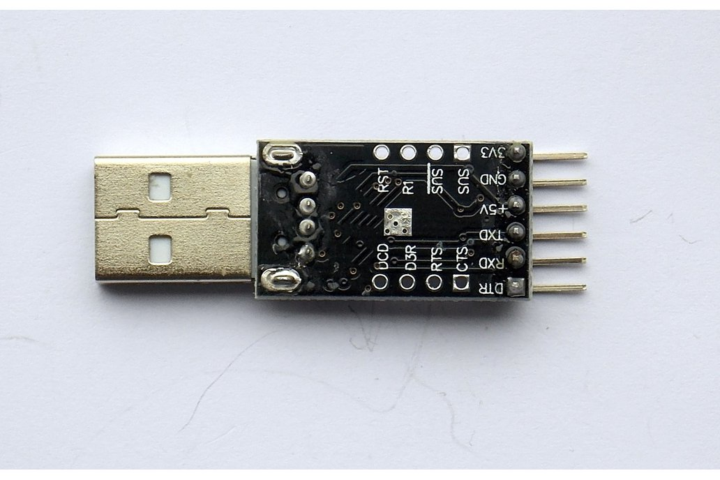 USB 2.0 to TTL UART 6-Pin Serial Converter(CP2102) 2