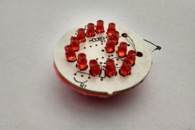 Handmade Gift LED pendant