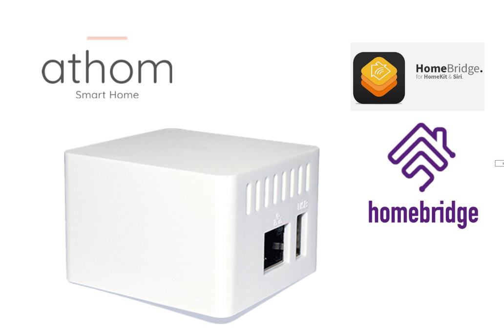 Homekit Homebridge Server 1