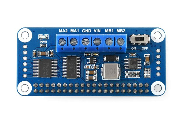 Waveshare Motor Driver HAT for Raspberry Pi Zero/Z