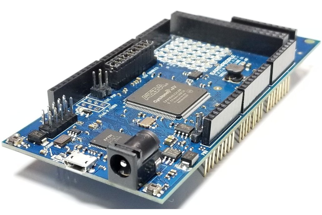 Intel/Altera Cyclone IV FPGA Development System 1