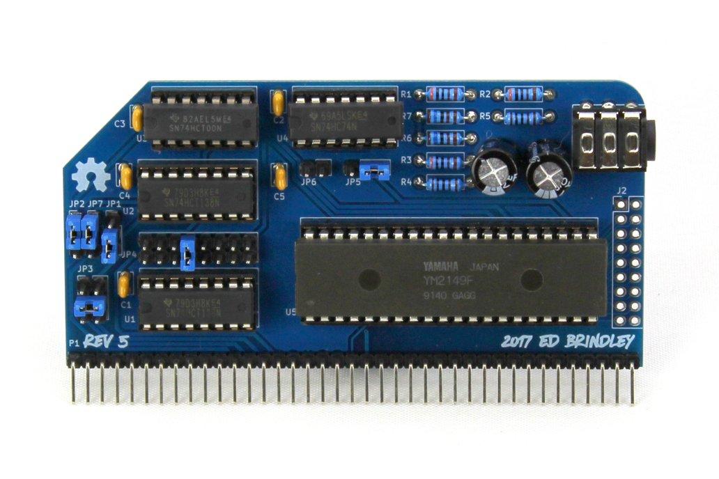 YM2149 Sound Card for RC2014 Retro Computer 1