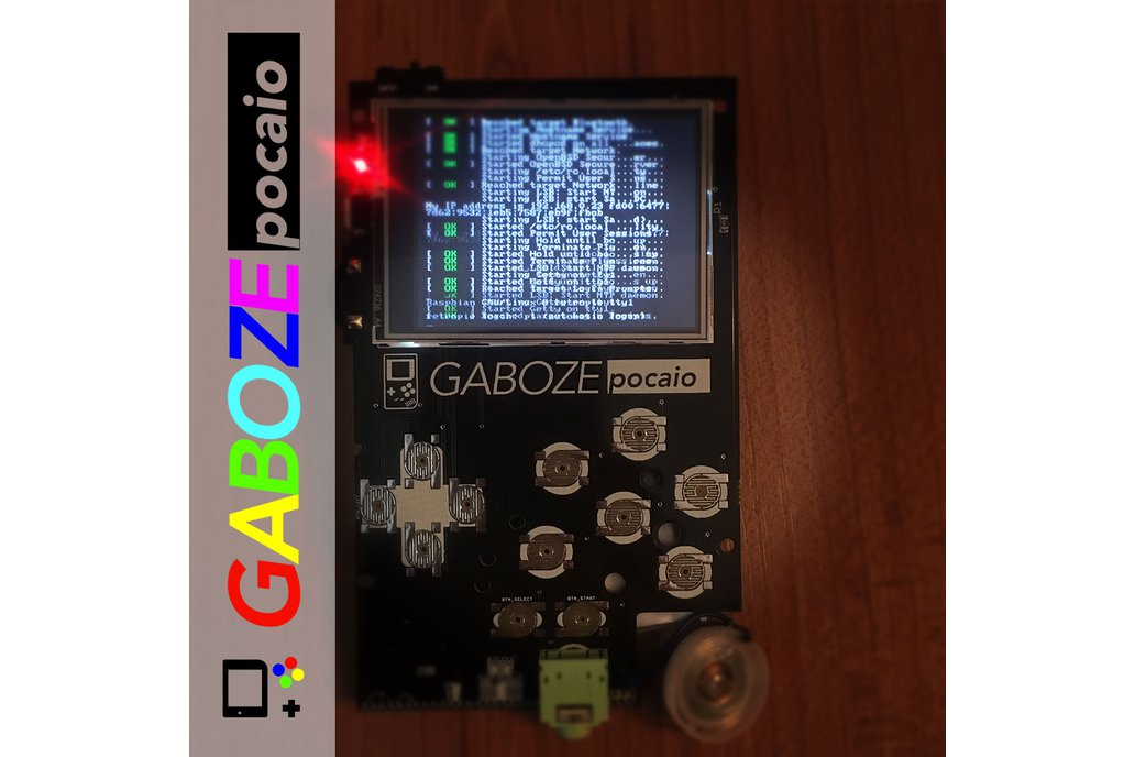 Gaboze Pocaio - Game Boy Pocket All In One 4